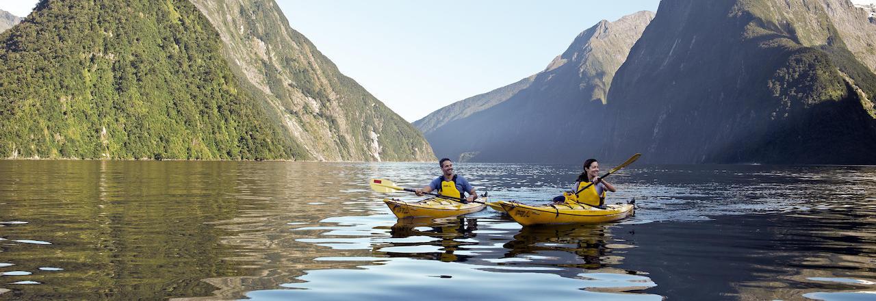 Zulässige Aktivitäten Neuseeland eTA