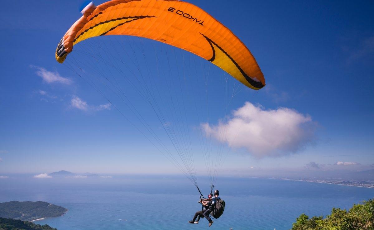 新西蘭跳傘