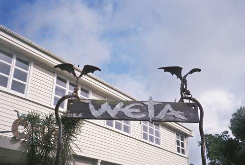 Weta-Höhle