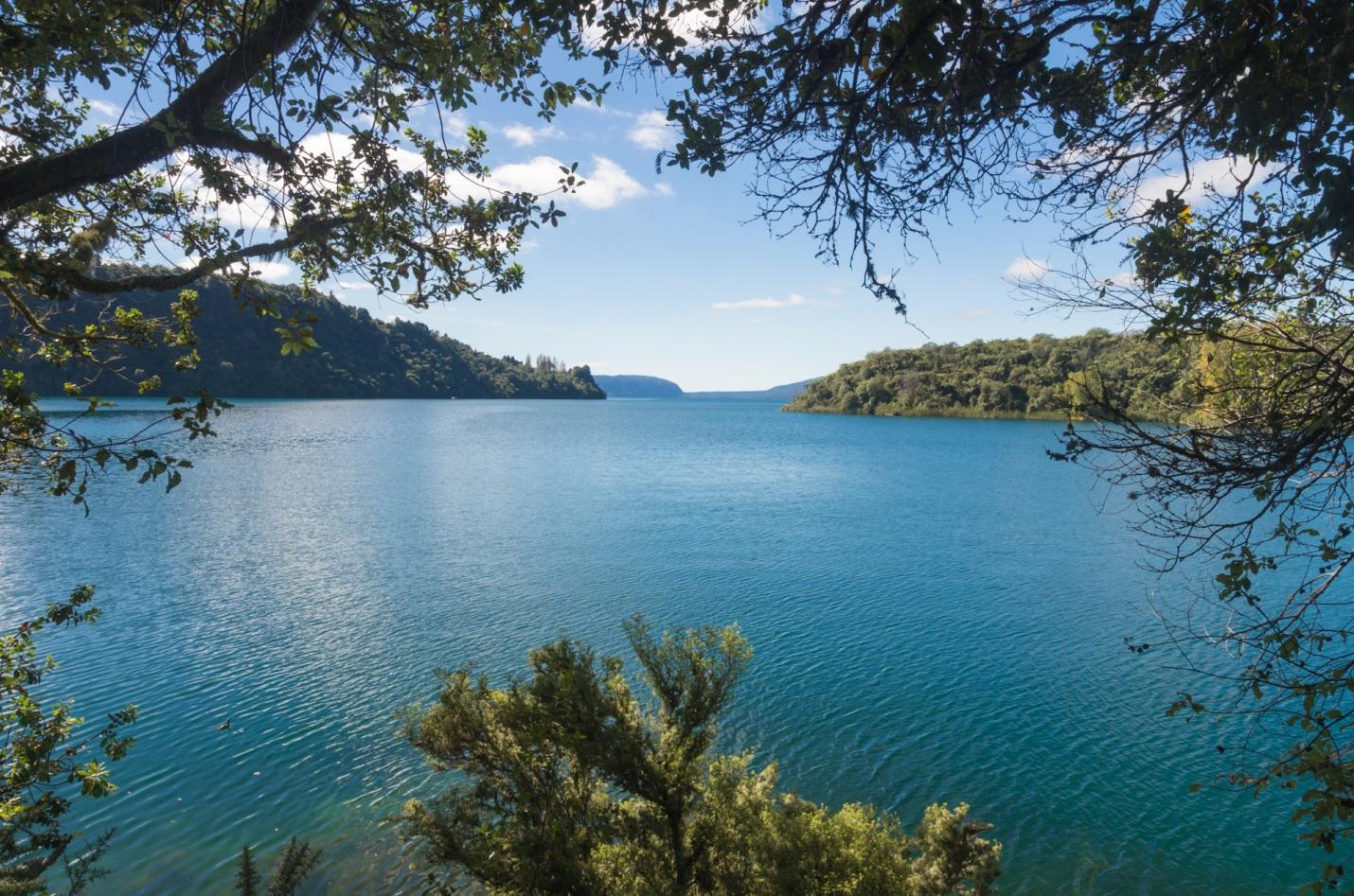 Lago Tarawera