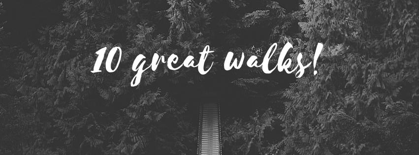 Dix grandes promenades de Nouvelle-Zélande