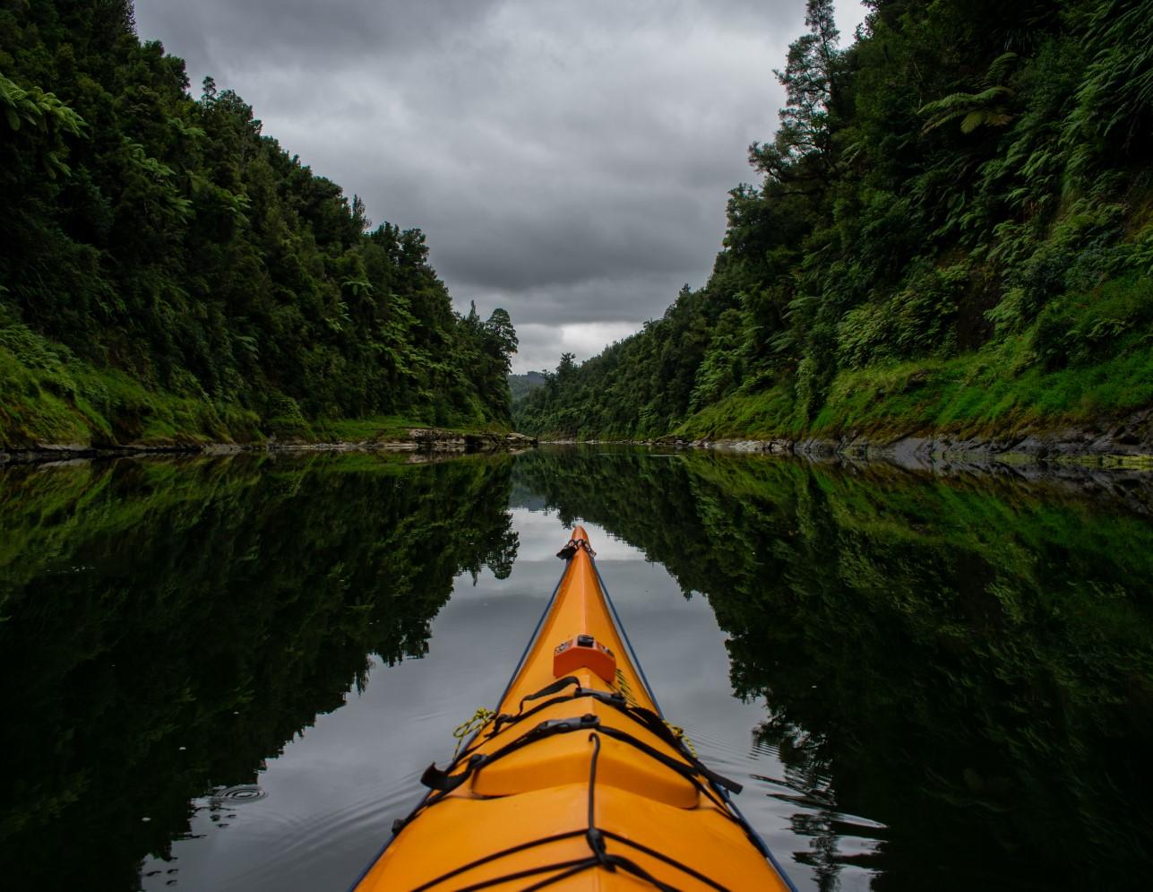 Whanganui River Nouvelle-Zélande