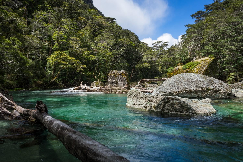Routeburn Trackr Nouvelle-Zélande