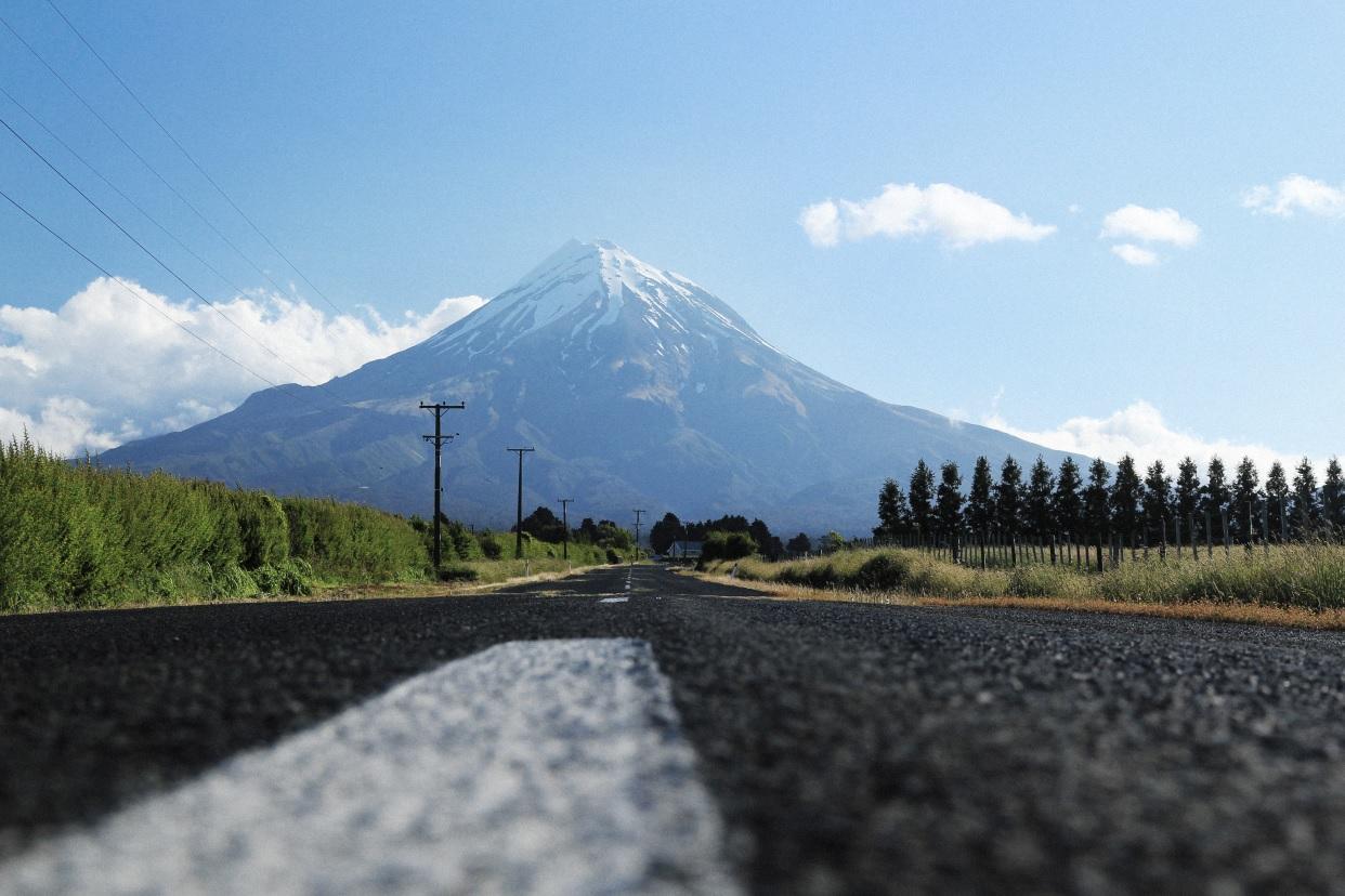 タラナキ山