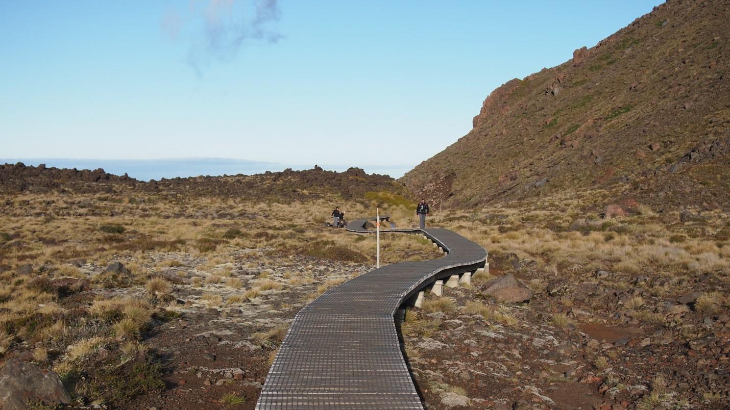 Tongariro Walk Nouvelle-Zélande