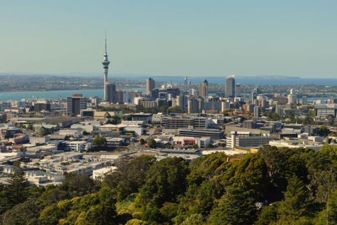 città di Auckland