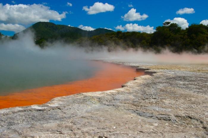 Piscina geotermal