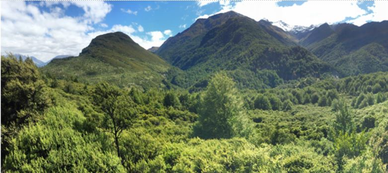 Escursione sul Monte Crichton